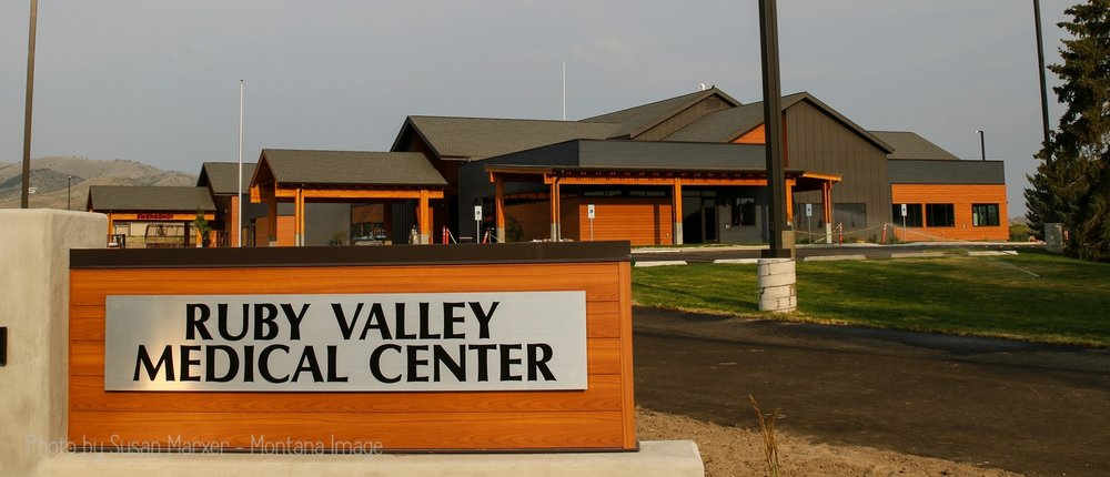 August 2, 2018 - A little over 2 weeks until Grand Opening, and 3 weeks until the official move from Ruby Valley Hospital to the new Ruby Valley Medical Center