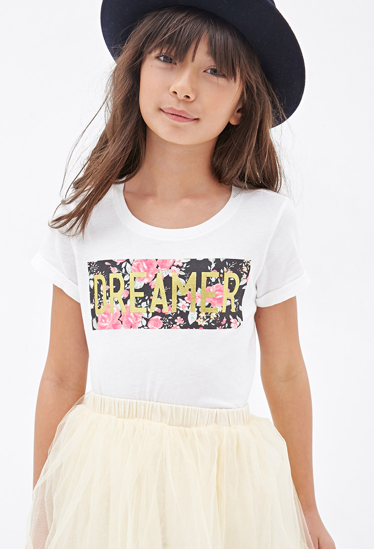 Original artwork created for Forever21 Girls
