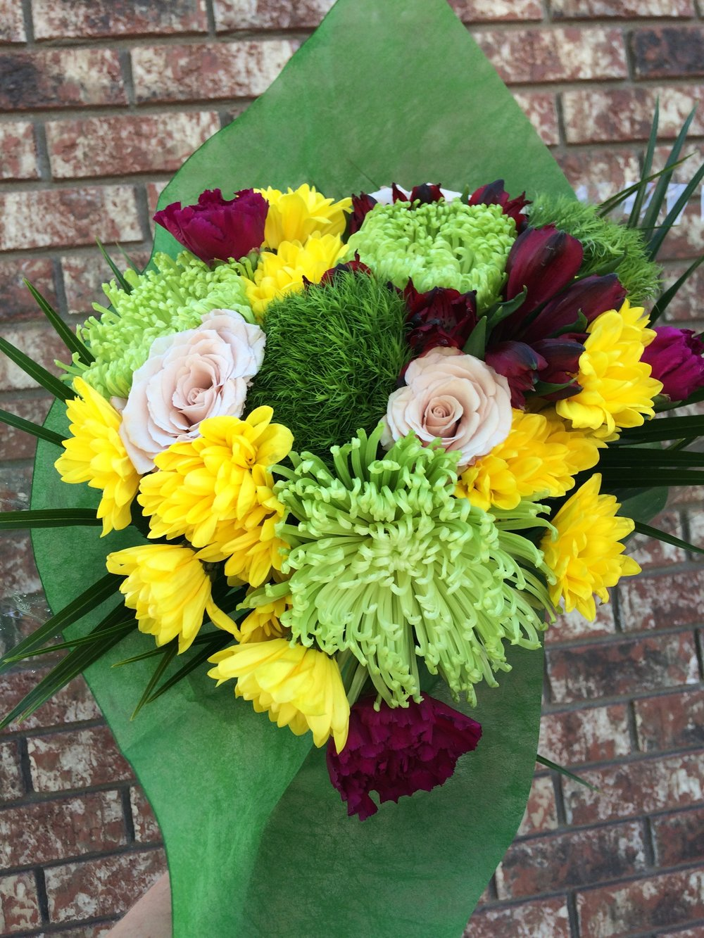 Pop-up at Italian Star Deli - Friday, July 14, 201712 noon - 1:00 pmBouquets for $22