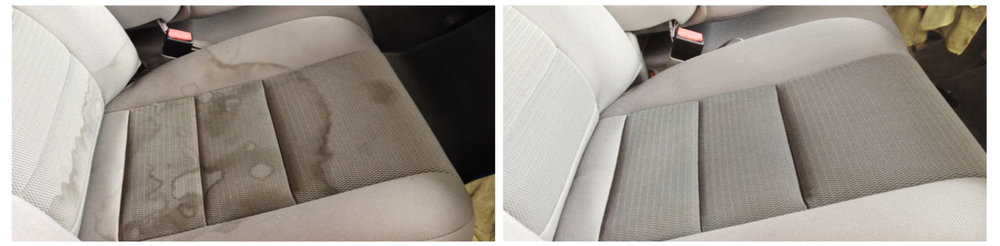 Interior Car Upholstery Cleaning Charlottesville Car Wash