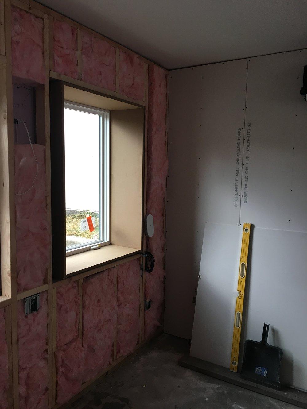 Window Installation at New MSA Office