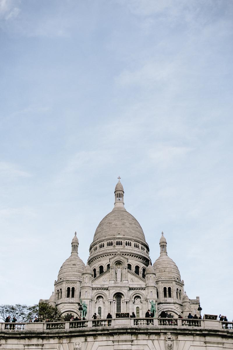Sacré-Cœur, Montmartre, Paris - A Paris Guide