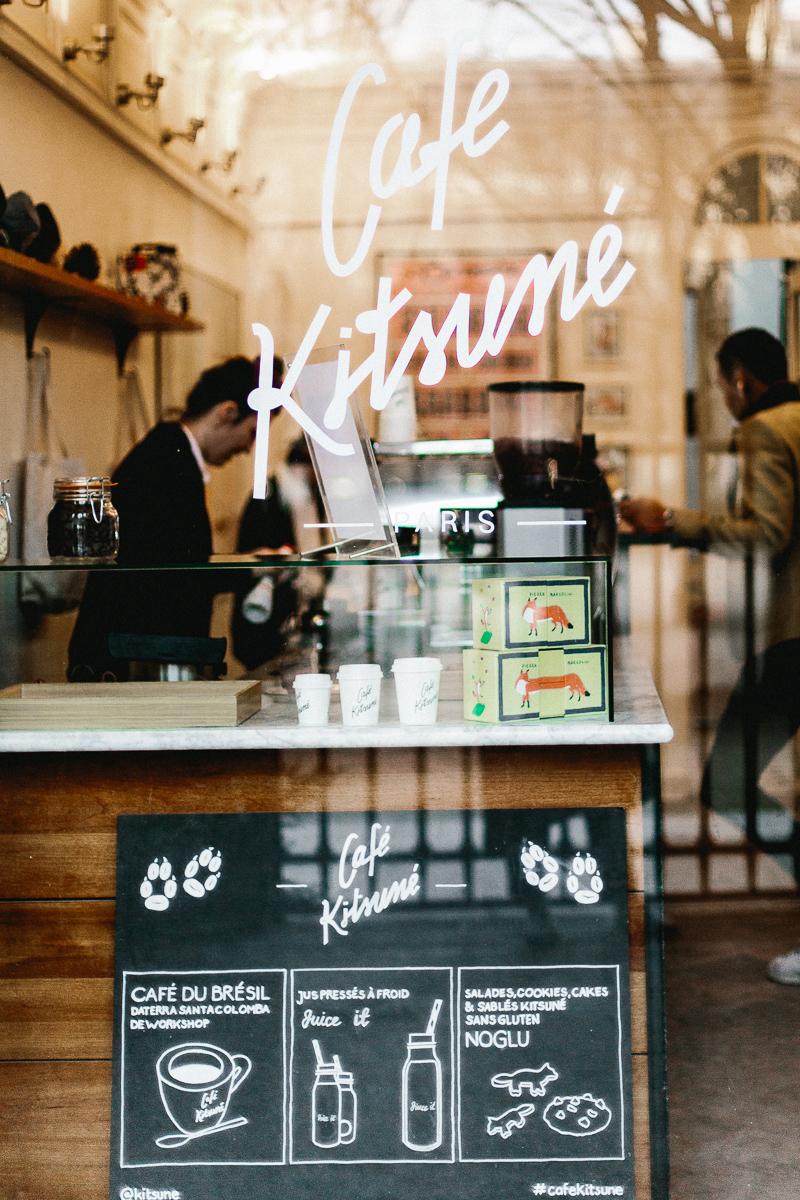 Café Kitsuné, Paris - A Paris Guide