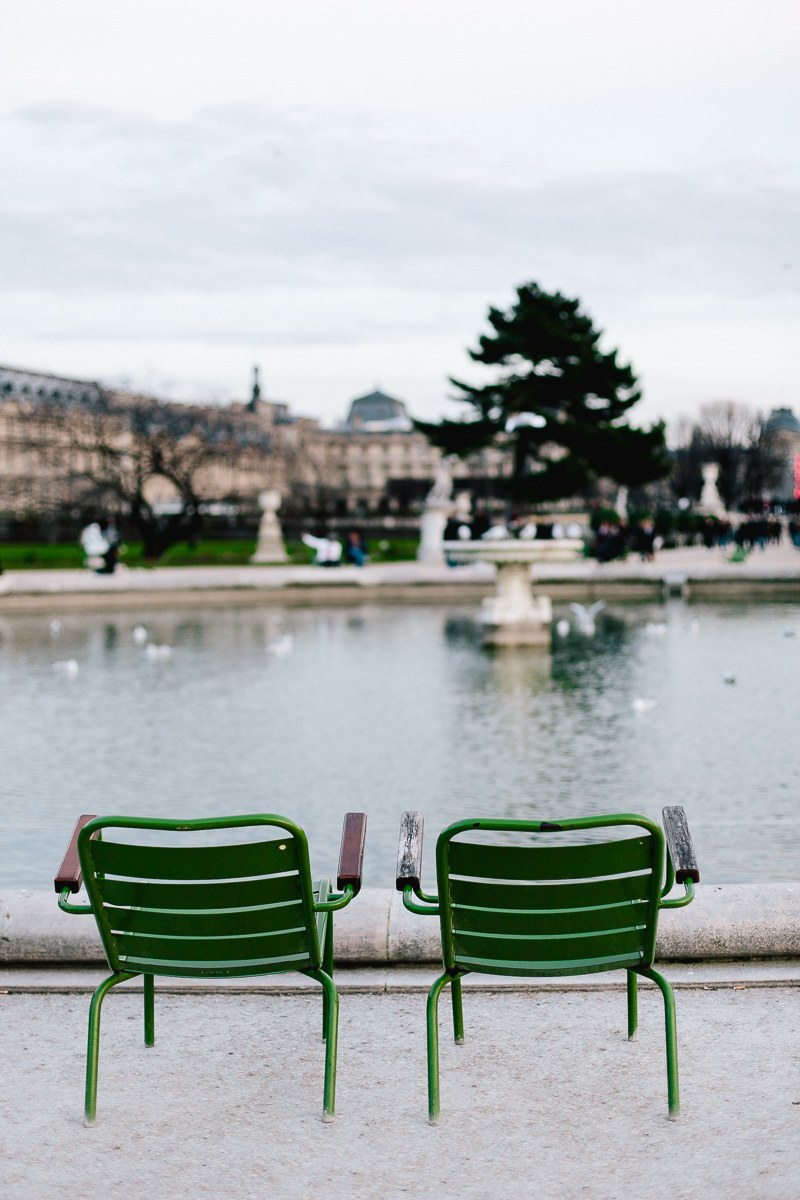 Jardin des Tuileries, Paris - A Paris Guide