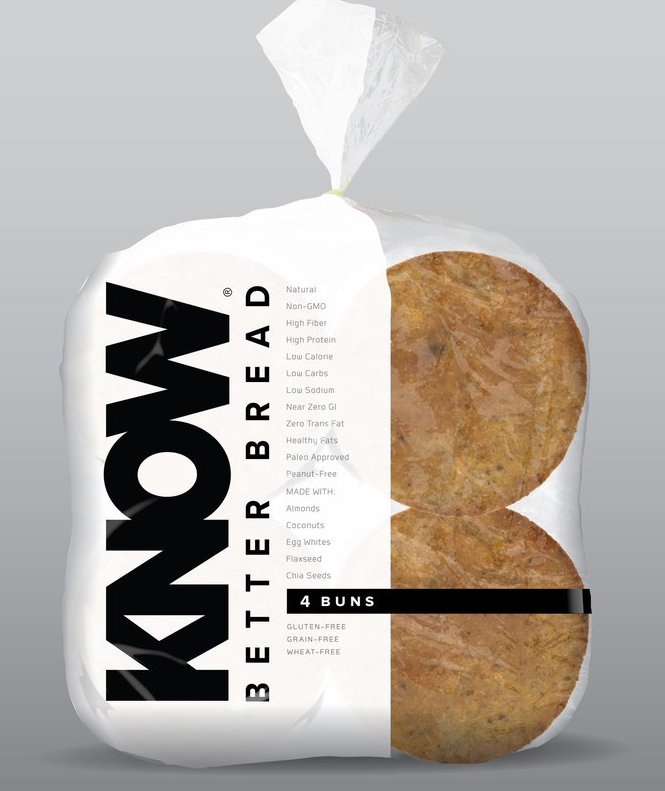 KNOW Foods Paleo Buns  $10