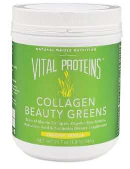 Vital Proteins Collagen Beauty Greens  $79