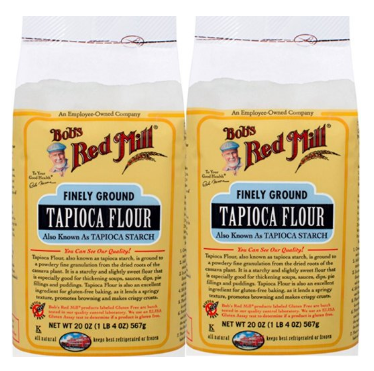 Bob's Red Mill Tapioca Flour  $8.80