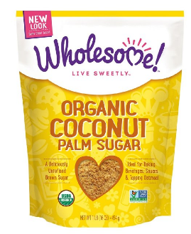 Wholesome Sweeteners Organic Coconut Sugar  $4.38