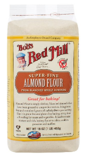 Bob's Red Mill Almond Flour  $15
