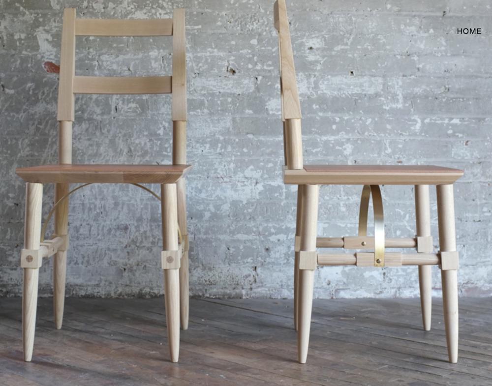 Bridle Chair