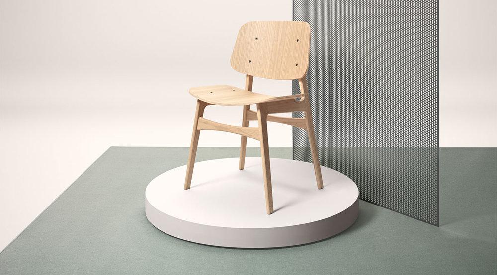 Søborg Chair 3050