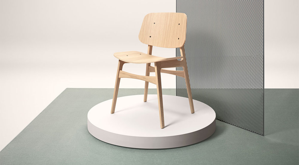 Sørburg Chair 3050