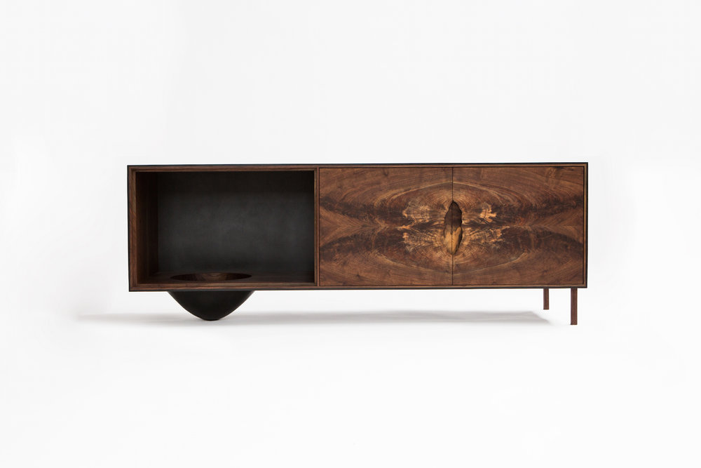 PW Outside Out Credenza