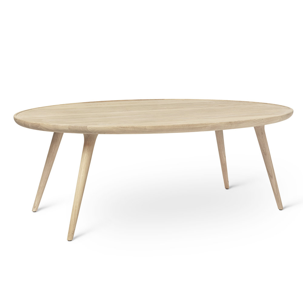 ACCENT OVAL COFFEE TABLE