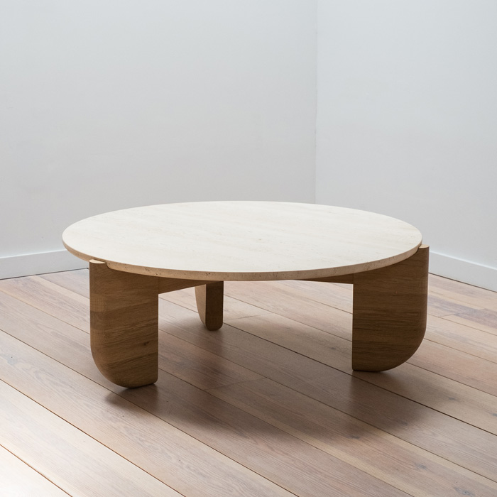 Tripod Coffee Table