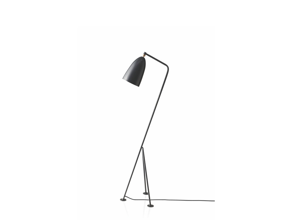 Greta Grossman Gräshoppa Floor Lamp