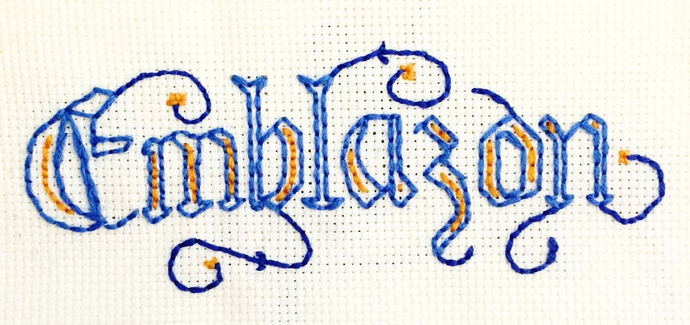 emblazon