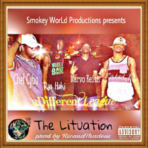 """(March 19, 2017) Number 1 #SongOfTheWeek """"The Lituation"""" by aDifferent League Location: Saint Louis Mo. & Atlanta Ga."""