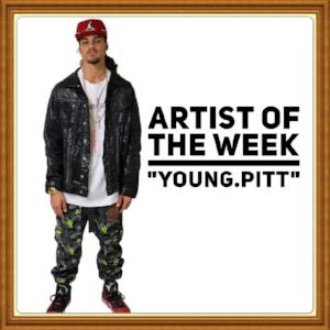 "(August 20, 2017) Number 1 #SongOfTheWeek ""Hunnids"" by Young.Pitt Location:Pittsburgh, Pa/Atlanta, Ga"