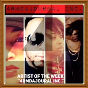 "(October 29, 2017) Number 1  #SongOfTheWeek  ""April 23rd"" by  4rMDaJouRnaL INC.   Location:  Virginia Beach, VA"