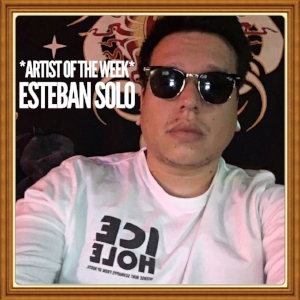 "(November 12, 2017) Number 1  #SongOfTheWeek  ""Gravitational Pull"" by  Esteban Solo   Location:  St. Louis, Missouri"