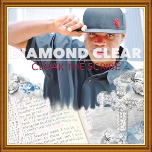"(February 4, 2018)  Artist:  Cloak the Scribe    #SongOfTheWeek:  ""Diamond Clear""  Location:   Chicago, IL"