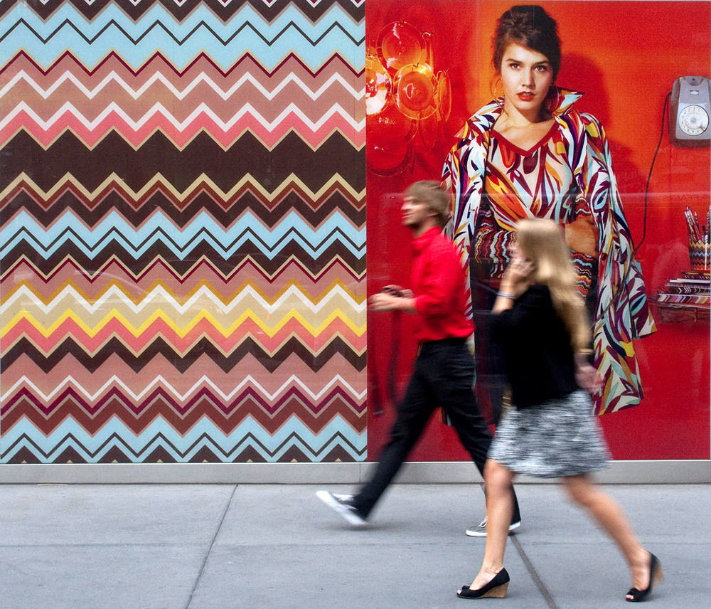 MISSONI  |  POP UP STORE