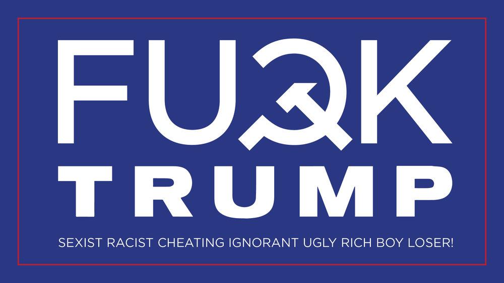 FUCK TRUMP USA