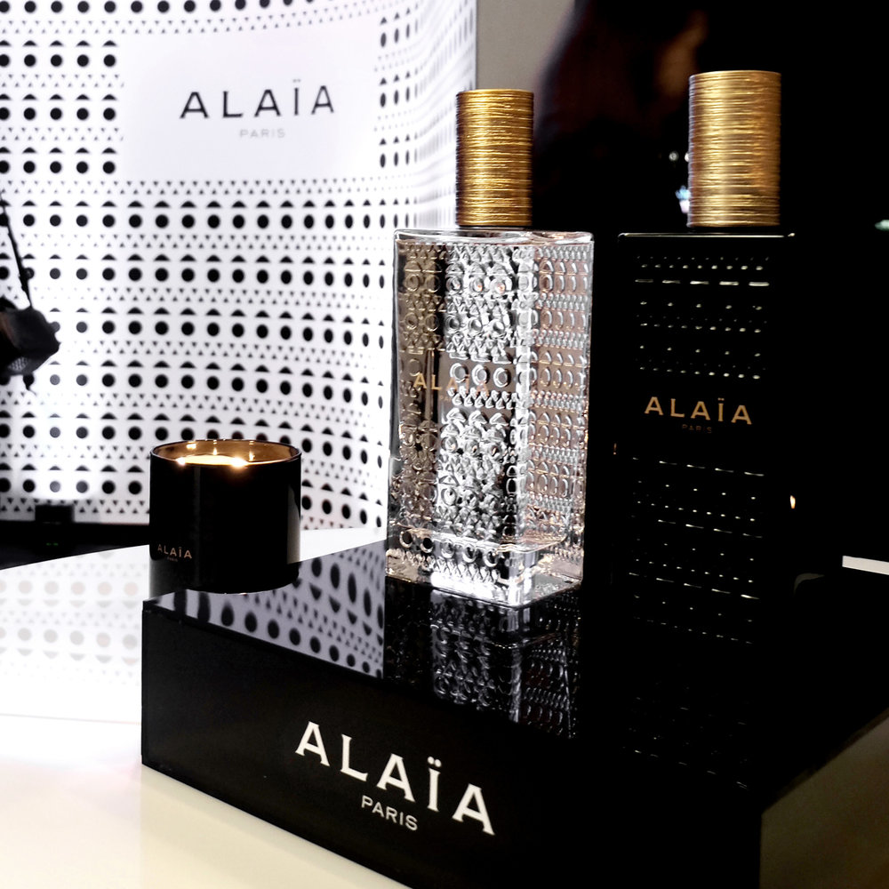 ALAÏA PARIS | PRODUCT LAUNCH