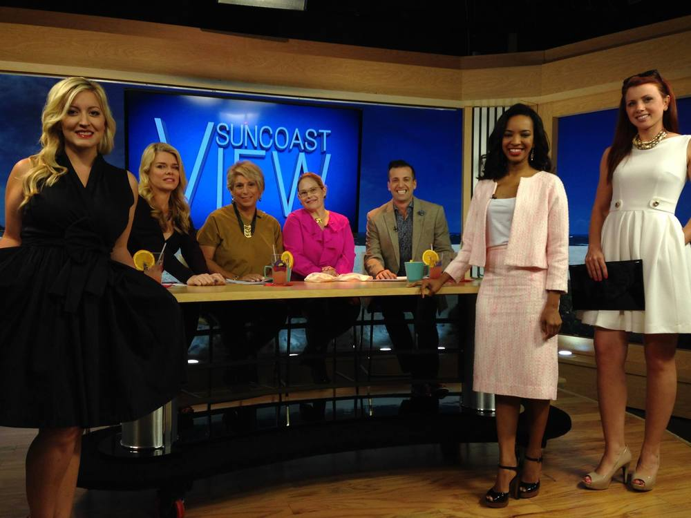 The Alexandra Lin team had a fantastic Monday! We were able to share information of BIG - Bright Ideas on the Gulf Coast. Watch today at 4pm on ABC 7 Sarasota - WWSB or online athttp://www.mysuncoast.com/live_stream.