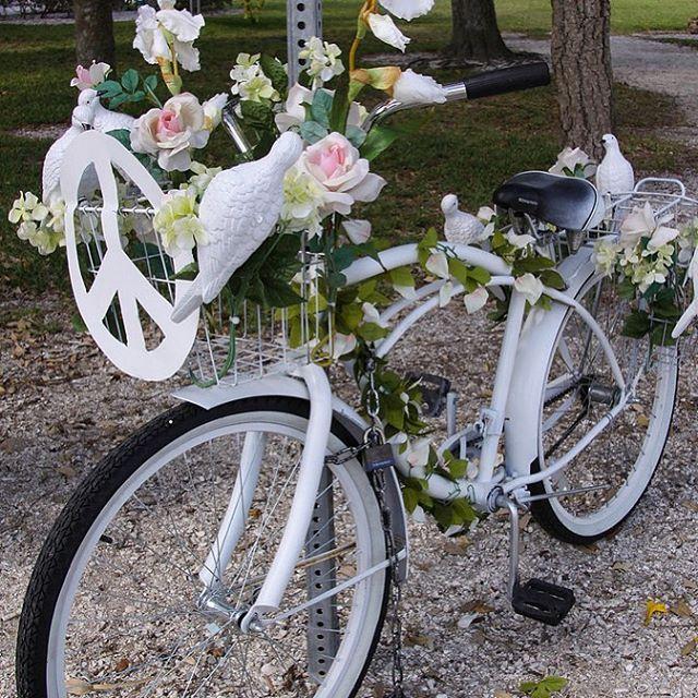 A bicycle can be art too, right?! . . . .  #sarasota #art