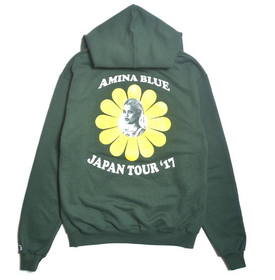 Amina Japan Tour Hoodie