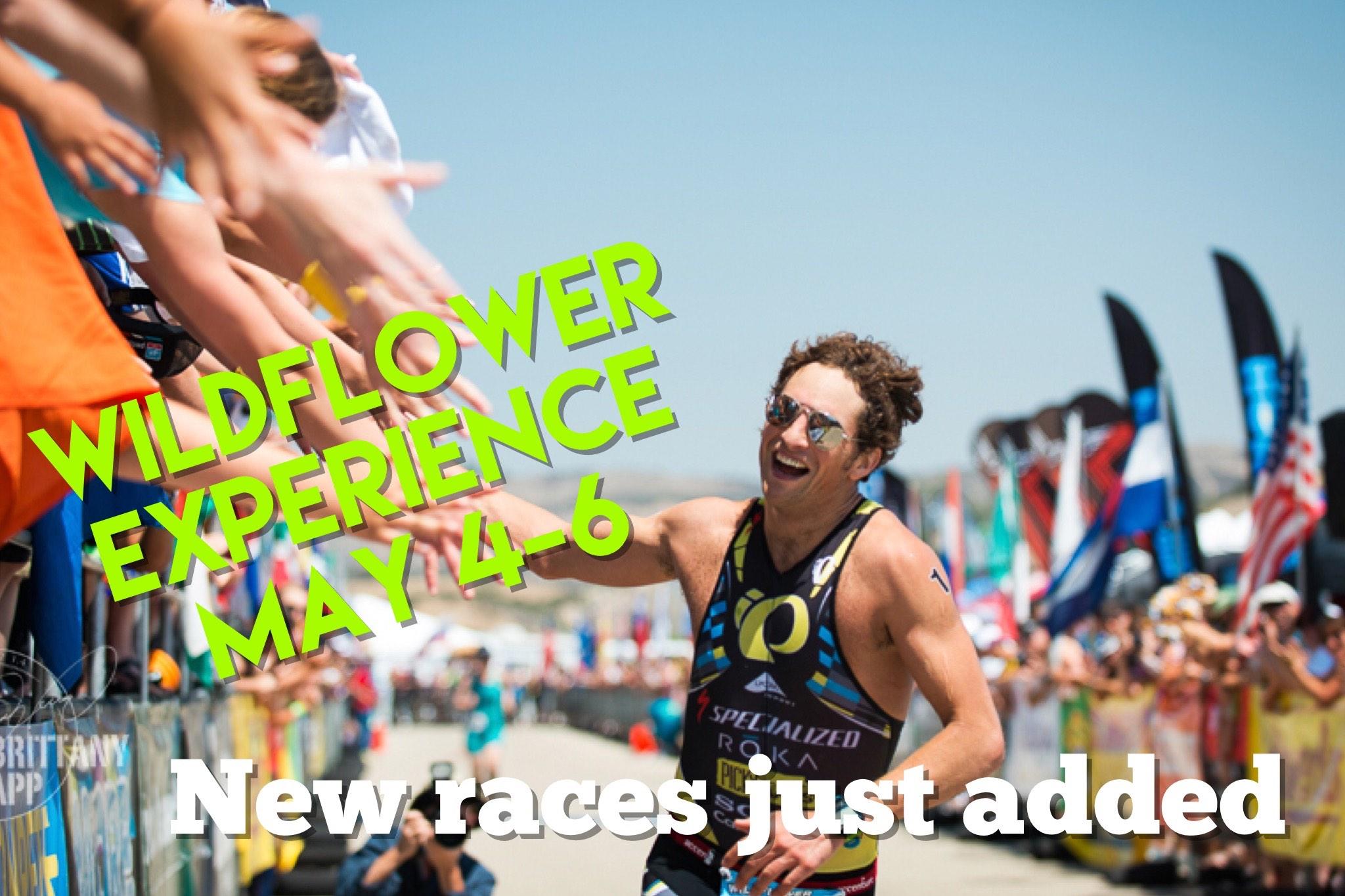 wildflower triathlons