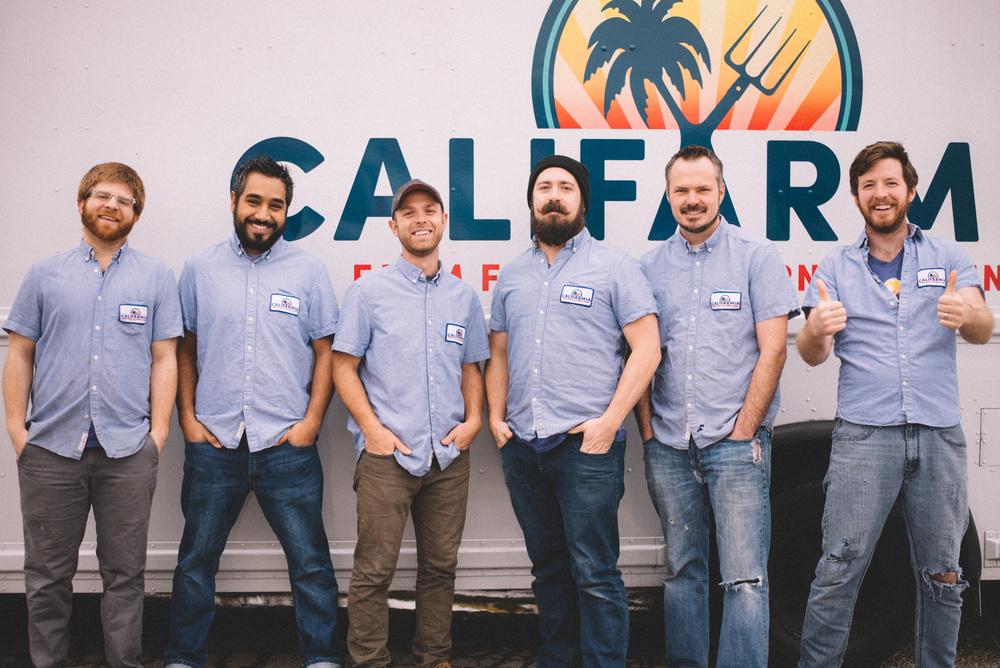 Califarmia Food Truck Crew - Nashville