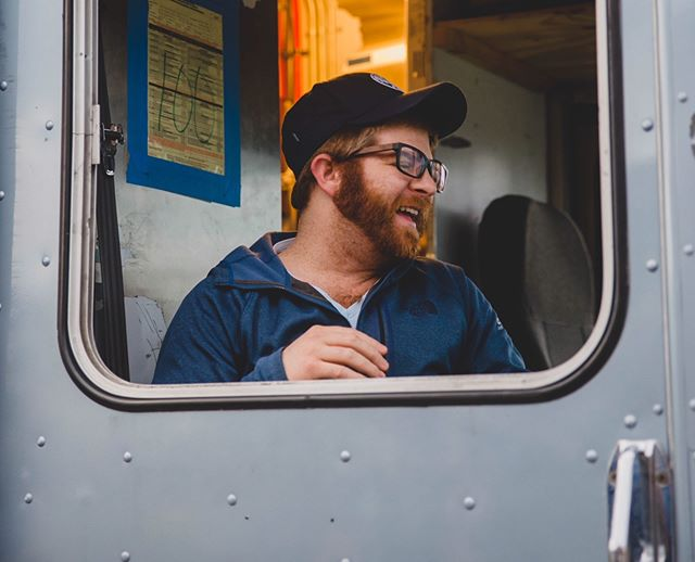 If Califarmia Truck was a car, Mitch would be like the luxurious leather seats that allow you to ride in comfort without fear of leaving any stains if you spill something. Catch  us tomorrow at @churchofthecity in @FranklinTN 11:30-1:30!