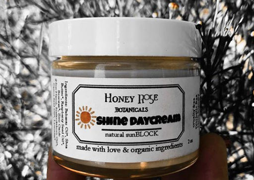 honeyrosebotanicals  - Our skin is the largest organ of the body and it's covered with pores that absorb everything we slather on to it— so why seep synthetic + toxic ingredients into your bloodstream!? Did you know that commercial sunscreens cause more concern based on the chemicals added than they offer protection!?