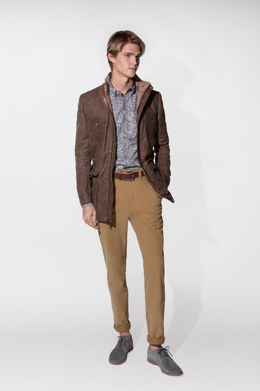 cashmere blend trouser $275