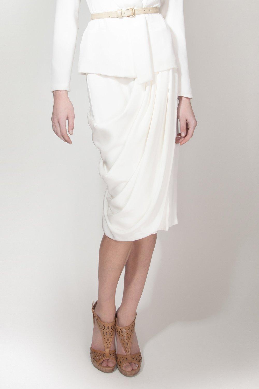 Sari Drape Skirt