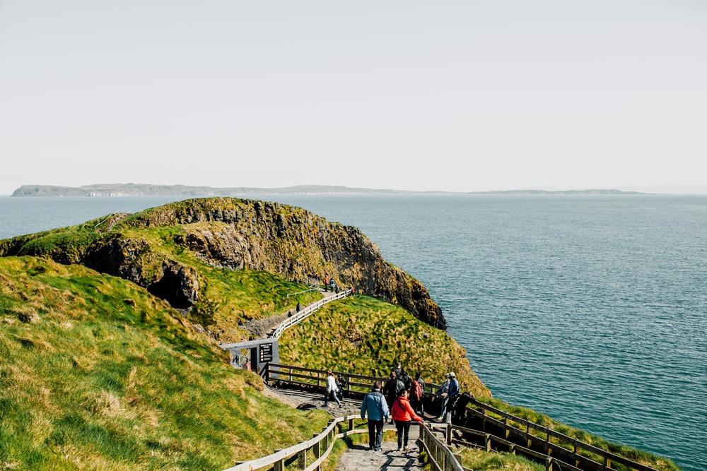 IRELAND - WEEK 6 // TRAVEL