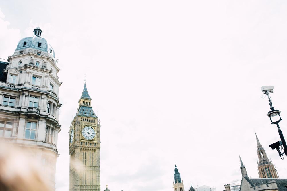 LONDON - WEEK 7 // TRAVEL