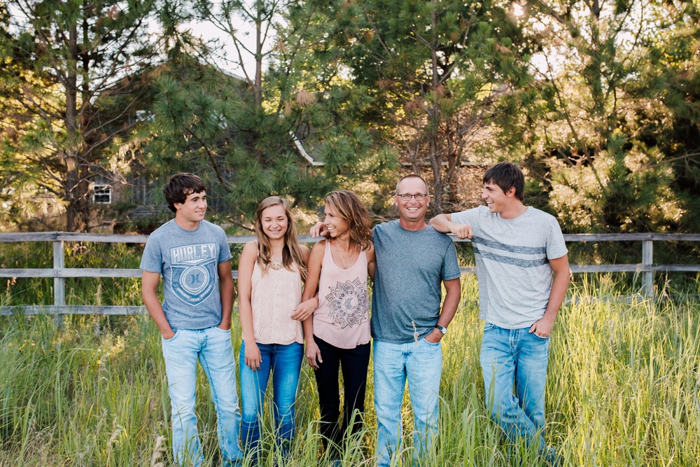 THE WITTE'S // FAMILY