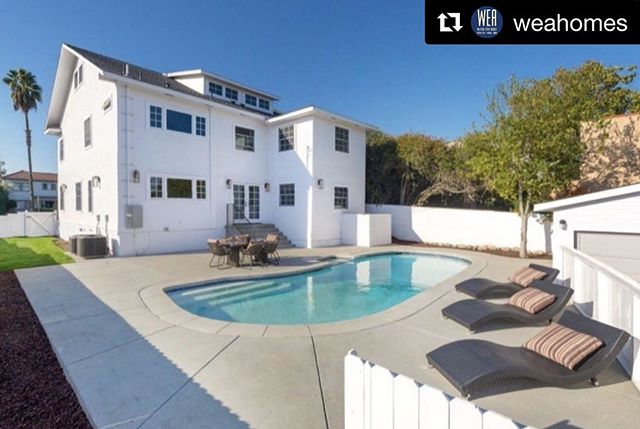 #Repost @weahomes ・・・ This listing has been thoroughly remodeled to exude prime luxury within HPOZ Wilshire Park. Featuring an open floor plan, this sumptuous home is filled with natural light, highlighting the beauty of its interior. Lovely French doors open to a quiet backyard with a stunning pool and lounge area. Details here: http://www.weahomes.com/listing/898-s-bronson-ave/ . . . . . #WilshirePark #LA #LosAngeles #WEA #WEAHomes #LuxuryListings #HouseHunting #WestsideEstateAgency #DreamHome #MillionDollarListings #LARealEstate #LuxuryRealEstate #BeautifulHomes