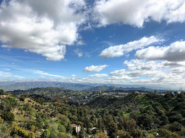 #InEscrow on the most phenomenal view lot in the hills. Excited for my client to build his castle amongst the clouds. #HollywoodHills #Views #KingOfTheHill #LARealEstate
