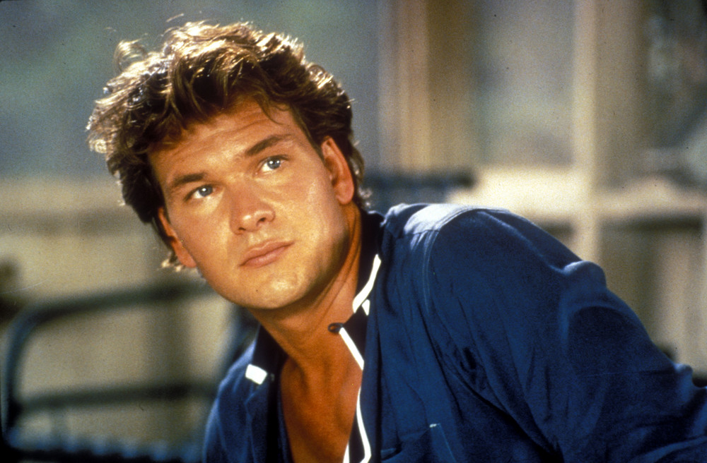 Patrick Swayze, photo courtesy of Lion Gate Entertainment