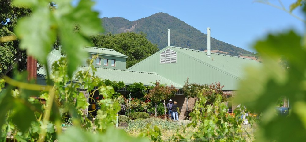 Image: UC Davis Oakville Station Campus (Napa) via  UC Davis Viticulture & Enology Department