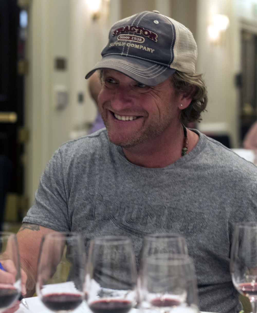 Winemaker Adam LaZarre