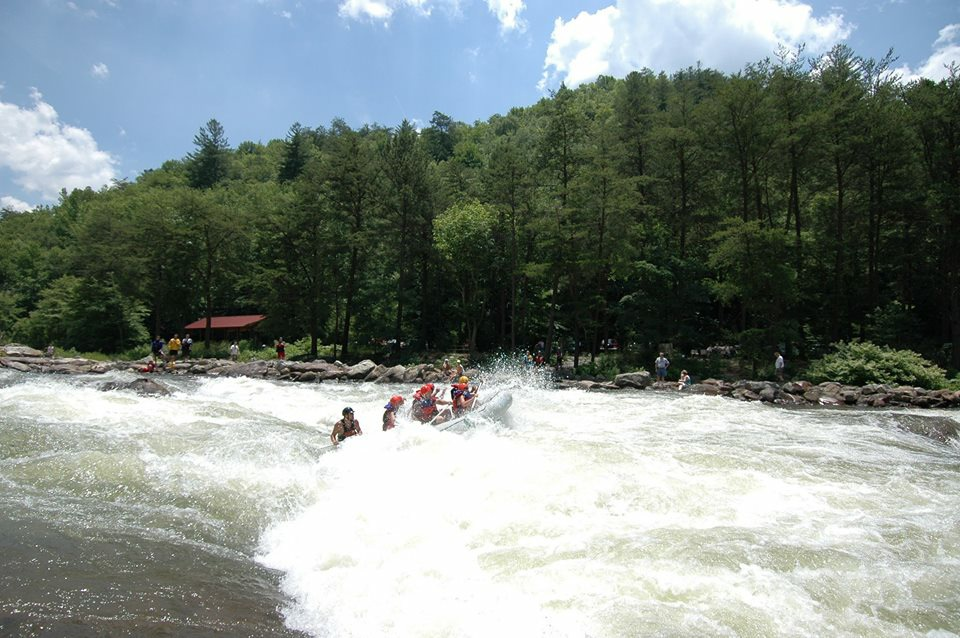 Olympic Course, Upper Ocoee River