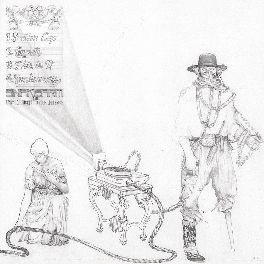 Snakearm - Concrete album
