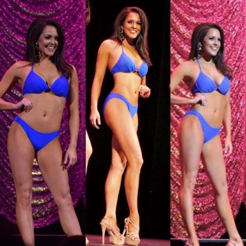 Miss Manhattan, Mackenzie Perpich in Lifestyle and Fitness