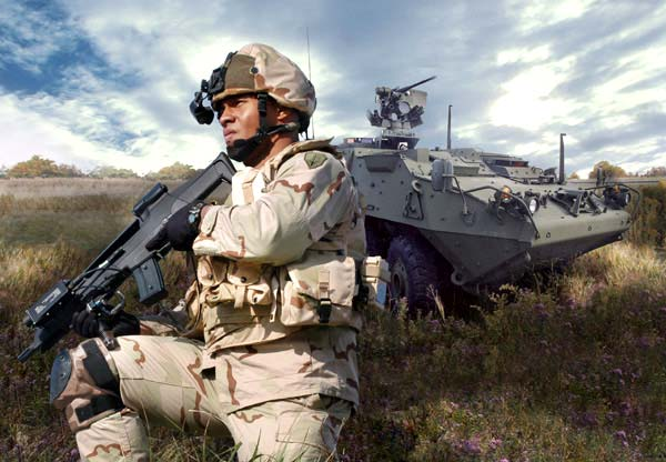 Land Warrior: The US Army's First Widely-Fielded Soldier System